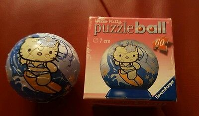 "Ravensburger   Puzzleball ""Hello Kitty  60 Teile"