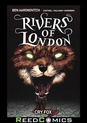 RIVERS OF LONDON VOLUME 5 CRY FOX GRAPHIC NOVEL Paperback Collects 4 Part Series