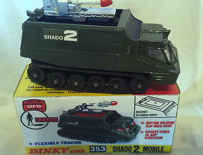 Dinky 353 Shado 2 Mobile Fully Restored With Reproduction Display Box.