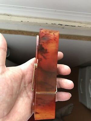 vintage Antique Old Bakelite Catalin Art Object 163gr.