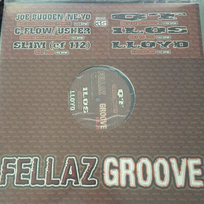 "Various - Fellaz Groove Vol. 36 Vinyl 12"" 0714937"