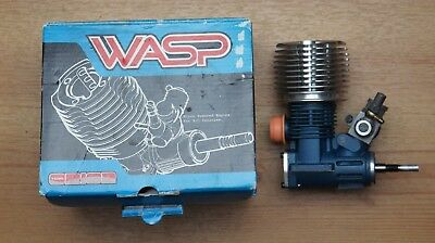 WASP.28 RC nitro engine by Team Orion