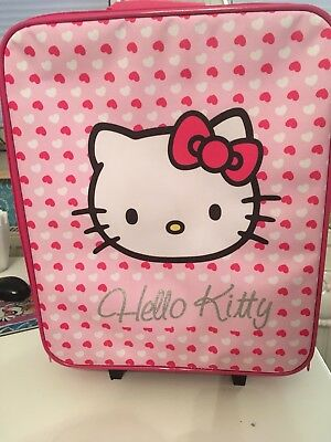 Koffer von Hello Kitty