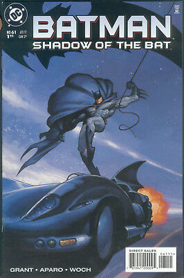 US Batman: Shadow of the Bat No. 61 - Versand erfolgt bagged and boarded
