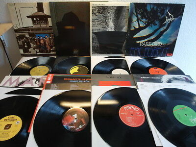12X Lp Lot - Robyn Hitchcock / Notes Brothers / Scott Walker