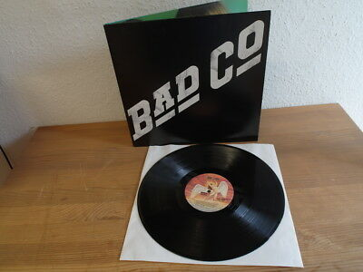 Bad Company Bad Co. 1974 Press Swan Records In Mint Condition