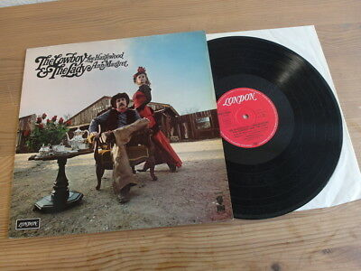 Lee Hazlewood - Ann Magret The Cowboy and the Lady LP  Germin first London1969