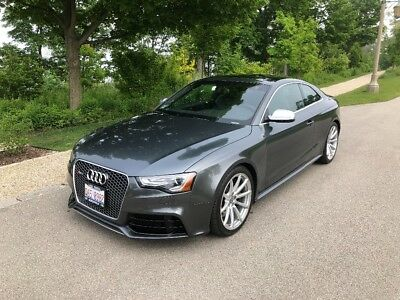 2013 Audi RS5  Audi RS5 Base Coupe 2-Door