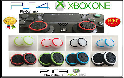 X2 Thumb Stick Cover Grip Caps  For Sony PS4 / XBOX ONE CONTROLLER PAD FREE P&P