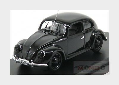 Volkswagen Beetle Kafer Presentation Kdf Wagen 1942 Black RIO 1:43 RIO4568 Model