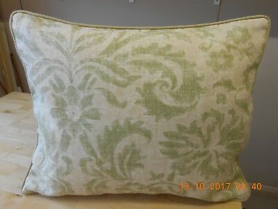 Colefax and Fowler Highgate cushion cover