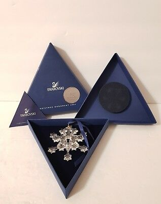 Swarovski 2004 Christmas Star Ornament!