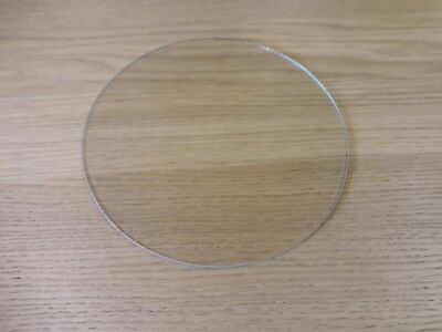 CLOCK GLASS FACE 207mm