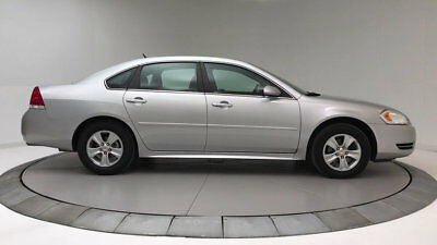 Chevrolet Impala 4dr Sedan LS 4dr Sedan LS Low Miles Gasoline 3.6L V6 Cyl  SILVER
