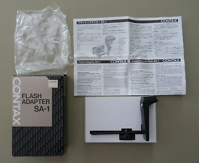 Contax SA-1 Flash Adapter / Hand Grip for T2 TVS