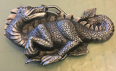 "Dragon Belt Buckle New Approximately 3 1/2"" X 2"""