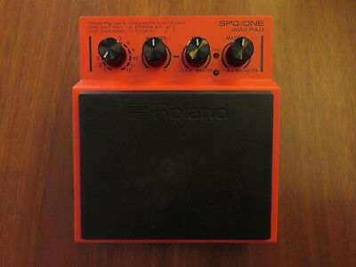 Roland SPD-One Wave Percussion Pad
