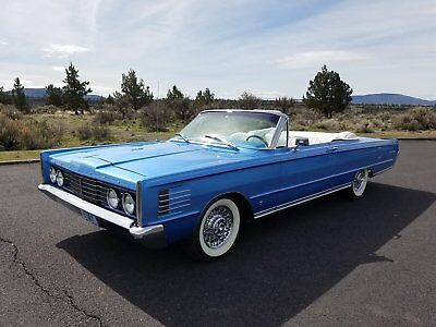 1965 Mercury Other Parklane 1965 Mercury Park Lane Convertible