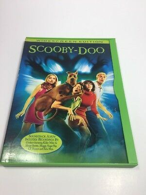 Scooby-Doo -Widescreen Edition (DVD) Movie Pre-Owned