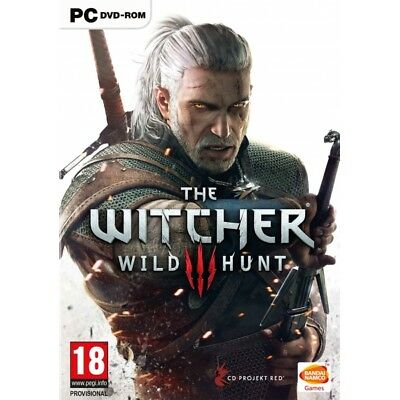 The Witcher 3 Wild Hunt Day One Edition PC Game