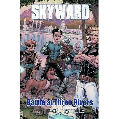 Skyward Volume 3 Battle at Three Rivers TP Paperback