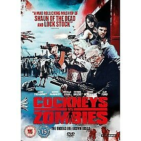 Cockney's Vs Zombies DVD