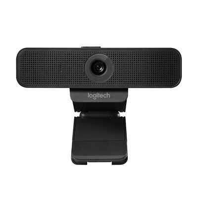 Logitech C925e Pro Full HD 1080p Auto-Focus USB Webcam with Omni-Directional ...