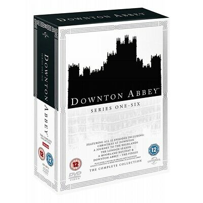 Downton Abbey: The Complete Collection 2016 DVD