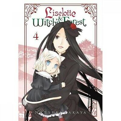Liselotte & Witch's Forest  Volume 4