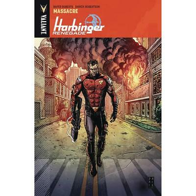 Harbinger  Renegade: Volume 2: Massacre