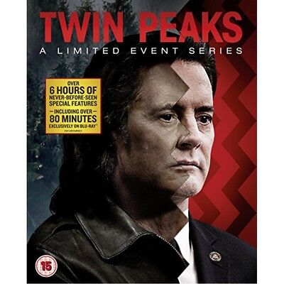 Twin Peaks: A Limited Event Series (Slipcase Version) Blu-ray