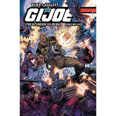 GI Joe  A Real American Hero: Volume 19