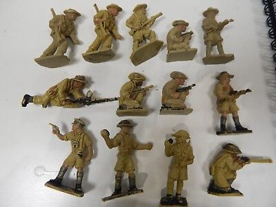 1/32 scale plastic Aussies by Lone Star made in Britain