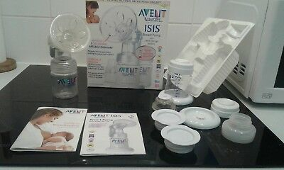 Avent Naturally Isis Breast Pump