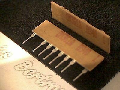 OM361A  IC hybrid  Philips  SIL  rare customized spare part  8-pins  vintage