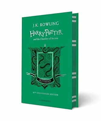 PRE-ORDER: Harry Potter and the Chamber of Secrets (Slytherin Edition) Hardback