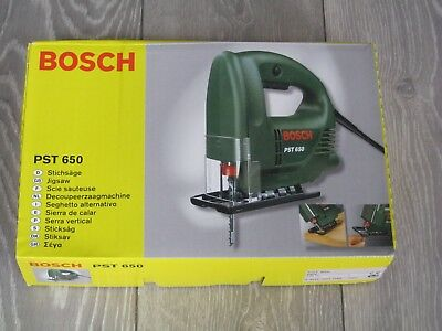 Bosch PST 650 Compact Jigsaw 230V *BRAND NEW AND UNOPENED*