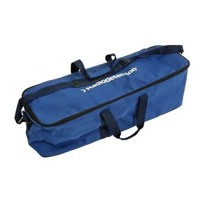 Radiodetection CAT carry bag new with strap, manual and data cable for cat 4 bra