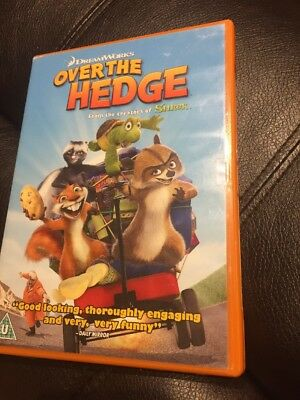 Over The Hedge DVD by DreamWorks