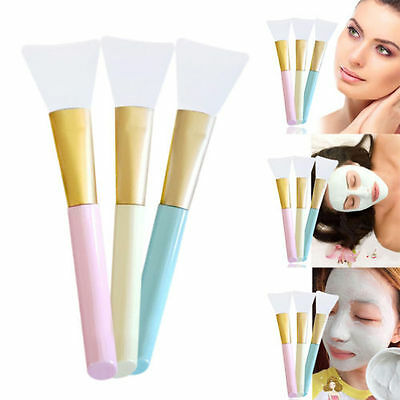 Beauty Silicone Facial Face Mask Mud Mixing Skin Care Beauty Makeup Brush Tool