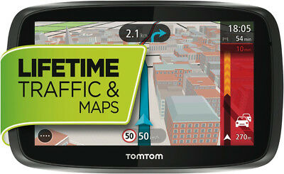 TomTom Go 600 - Free Lifetime Maps and Traffic