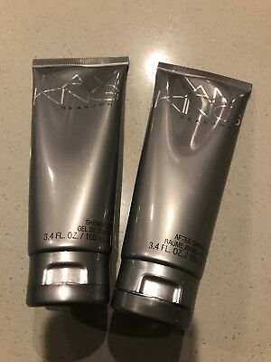 Sean John I Am King After Shave Balm Duo Pack (Unboxed) 2x75ml Mens Cologne