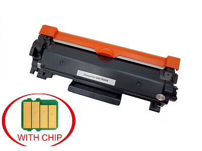 Toner Compatibile Brother Tn-2410 Tn-2420 Senza Chip Per Dcp-L2550Dn Dcp-L2510D