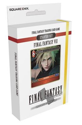 Final Fantasy TCG - VII Starter Set x 6