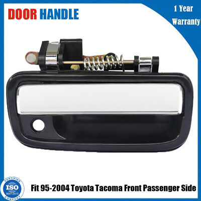 Chrome Exterior Outside Door Handle Passenger Side Right RH for 95-04 Tacoma Tru