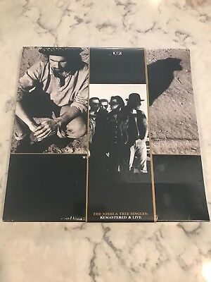 U2 The Joshua Tree Singles Vinyl Collection Fan Club Brand New Sealed