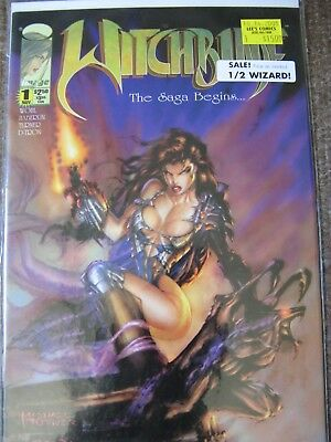 Witchblade #1 (Nov 1995, Image)