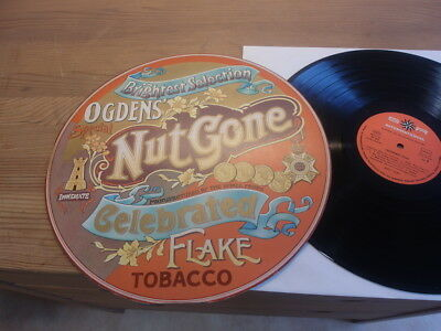 SMALL FACES Ogdens Nut Gone Flake LP 1968 Original ROUND COVER GIMMIX