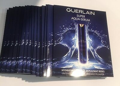 Guerlain - Super Aqua-Serum - NEU Intense Hydration Wrinkle Plumper