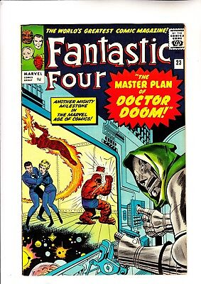 Fantastic Four 23 high grade